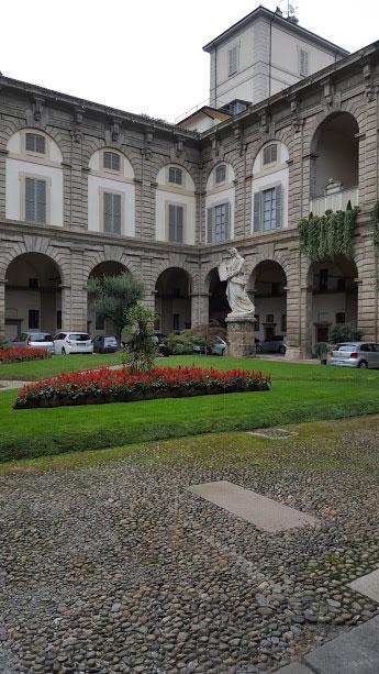 Giardino Capitolo Metropolitano
